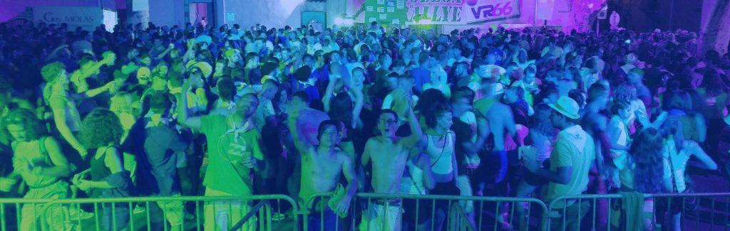 Concert DJ à la Feria de Céret